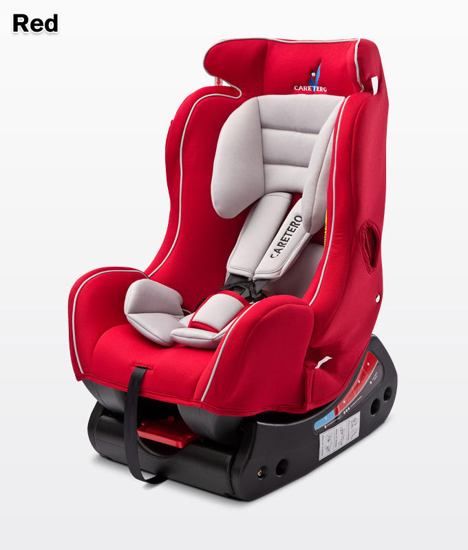Детское автокресло Caretero Scope red 0-25 кг