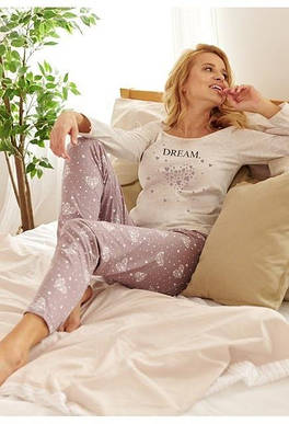 Пижамы Женские Осень Зима