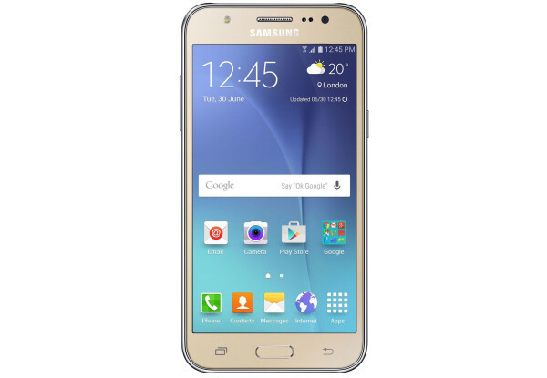 Смартфон Samsung Galaxy J5 J500H Gold Stock A-
