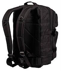 Mil-Tec Backpack US Assault Large Black Рюкзак 36L