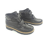 Ботинки кожаные демисезонные р. 32 - 39, фото 1