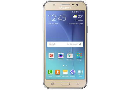 Смартфон Samsung Galaxy J5 J500H Gold Stock B, фото 2