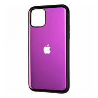 Накладка для iPhone 11 Pro Gelius Metal Glass Case Violet