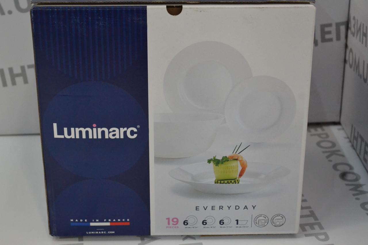 Сервіз Luminarc Everyday з 19 предметів (G0567)