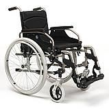Легкая инвалидная коляска до 130 кг - Vermeiren V300 Light Weight Wheelchair, фото 2