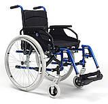 Легкая инвалидная коляска до 130 кг - Vermeiren V300 Light Weight Wheelchair, фото 3