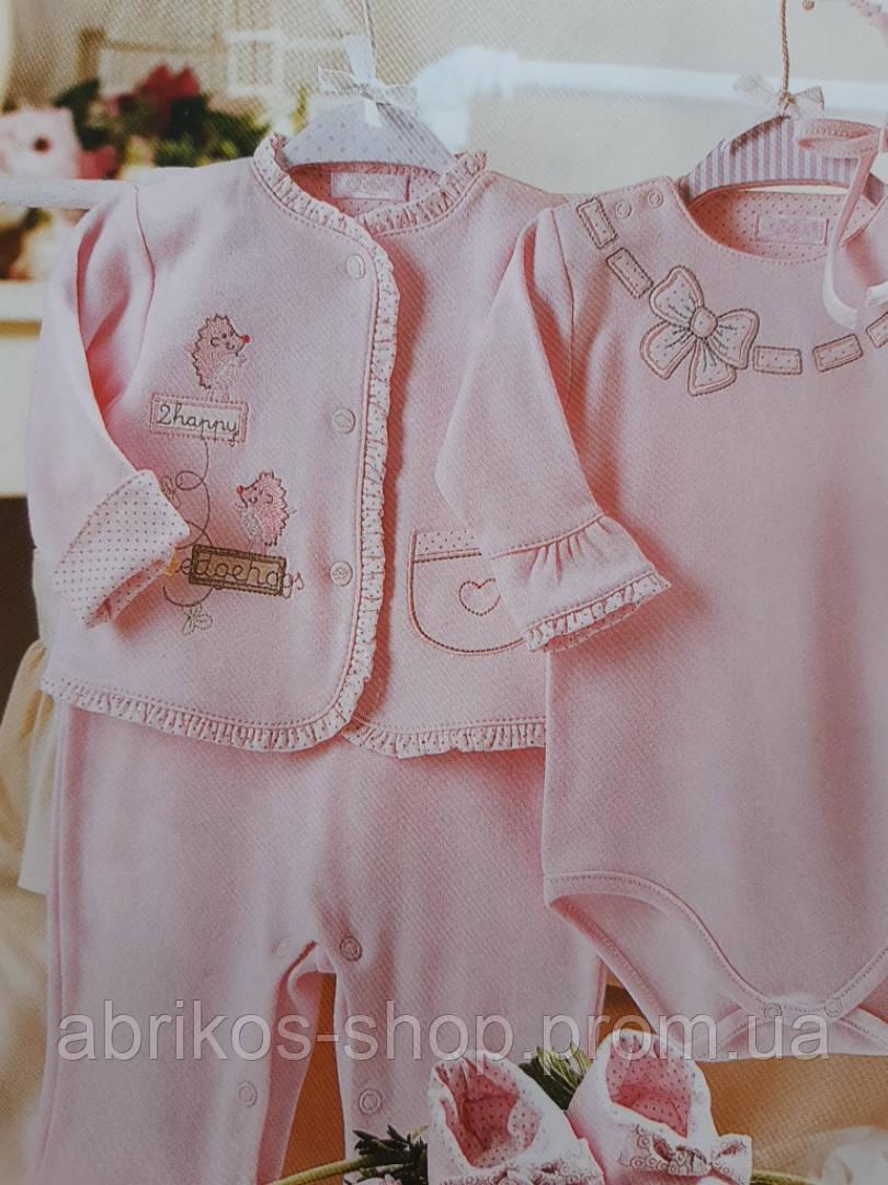 Alutka комплект для новорождённой, размер 62.