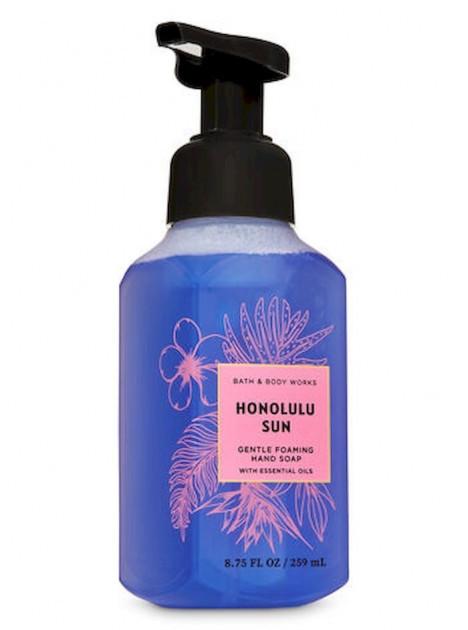 Жидкое мыло-пенка для рук Bath and Body Works HONOLULU SUN Gentle Foaming Hand Soap 259 мл с дозатором