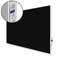 Керамическая панель с терморегулятором LIFEX Classic КОП800 (черный)
