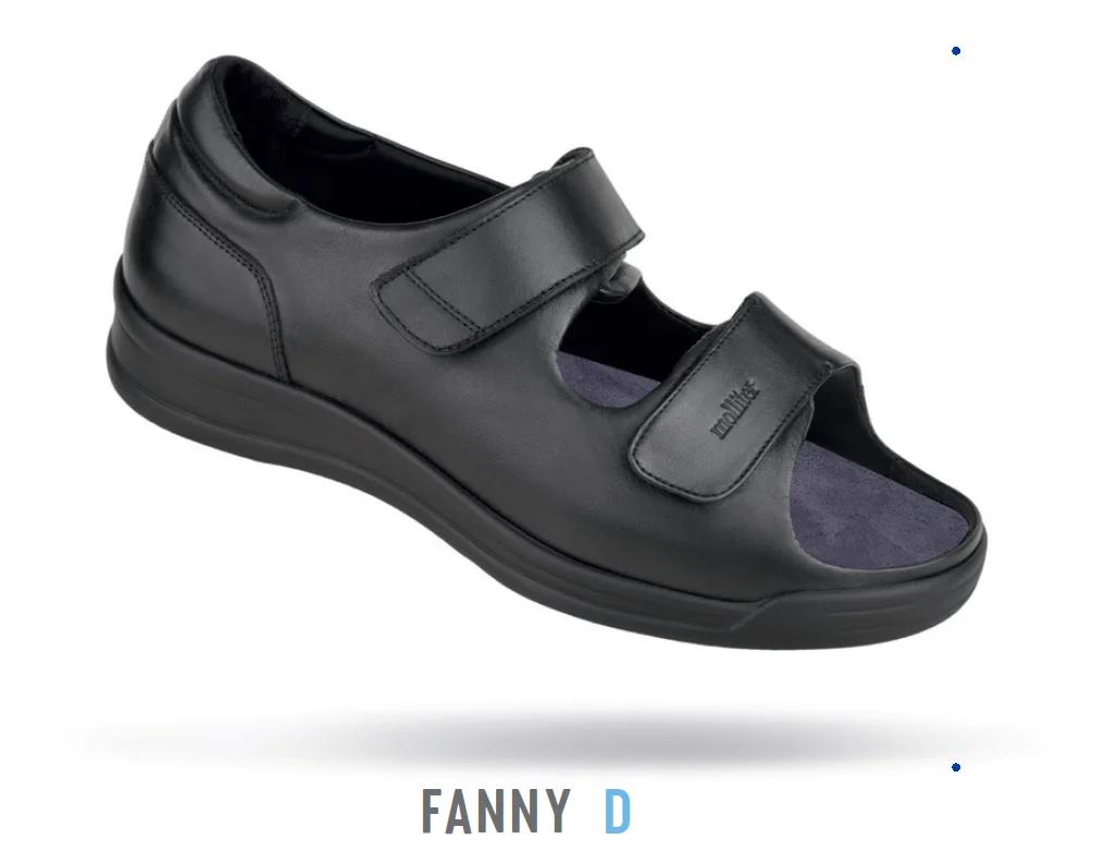 Ортопедическая обувь (стопа в очень высоком риске), женские Mac2 Fanny