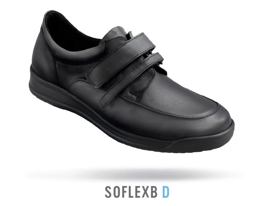 Ортопедическая обувь (стопа в риске), женские Mac1 Soflexb