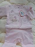 Alutka комплект для новорождённой, размер 62., фото 3