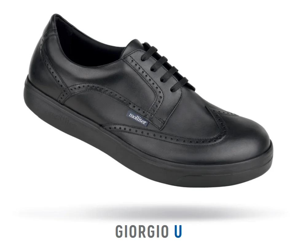 Ортопедическая обувь (стопа в очень высоком риске), мужские Mac2 Giorgior