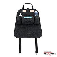 Сумка для заднего сиденья, органайзер, держатель для заднего сиденья, карманы, автомобильные аксессуары.
