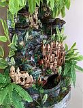 Комнатный Угловой Фонтан-Водопад Ручной Работы, фото 2