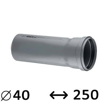 Труба 40 Ostendorf внутренняя 250