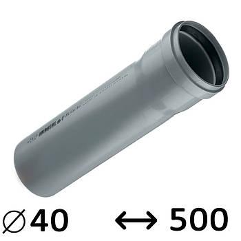 Труба 40 Ostendorf внутренняя 500