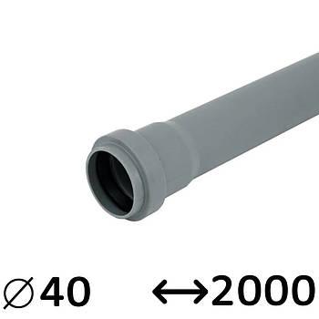 Труба 40 Ostendorf внутренняя 2000