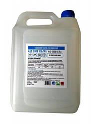 АХД 2000 ультра, 5000 мл,  5 л, Лизоформ, Дезинфицирующее средство, для обработки, рук, поверхности, этанол