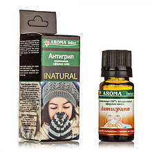 Эфирное масло при простуде и гриппе Антигрипп