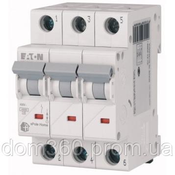 Автоматический выключатель EATON HL-6/3C