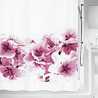 Шторка для ванной Spirella Amanda 180x200 Polyester Розовая (10.15174)