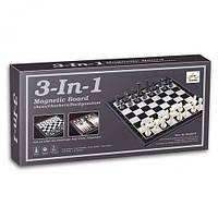 Шахматы 3 в 1 QX56810