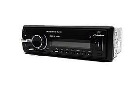 Автомагнітола Pioneer 1085 BT 1Din USB MP3 FM (1 дін магнитола пионер)
