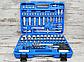 Набор ключей из 108 предметов Euro Craft. Набір ключів (Польша), фото 6