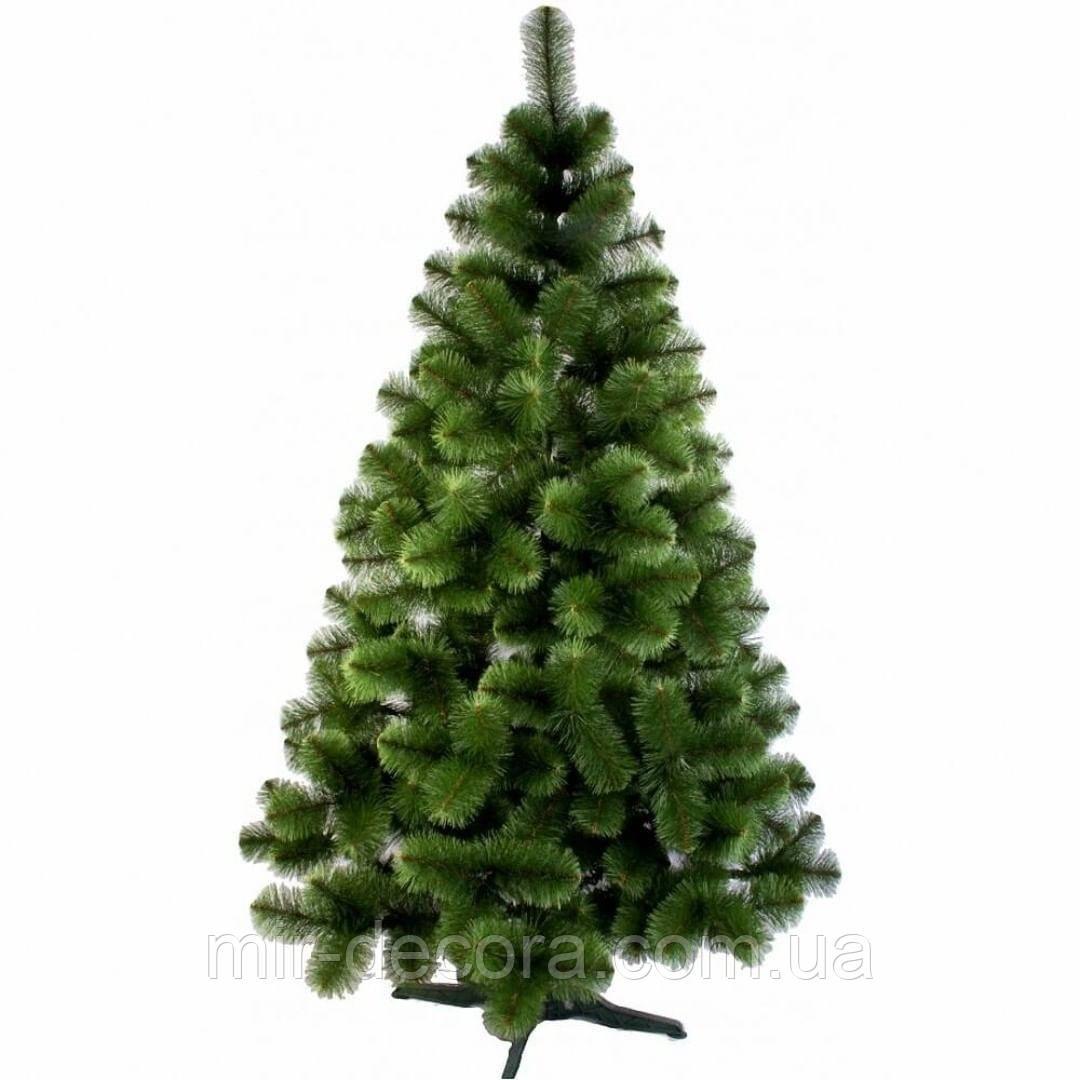 Сосна искусственная светло-зеленая (высота 2,5 м)