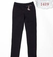 Школьные брюки для девочки Школьная форма для девочек MONE Украины 1419