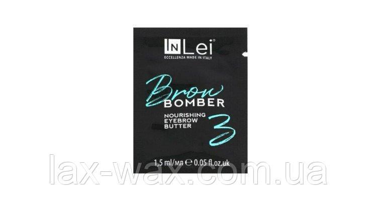 Поживний склад для брів brow bomber 3 inlei (саше)