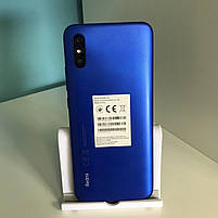 БУ Смартфон Xiaomi Redmi 9A 2/32GB Sky Blue, фото 3