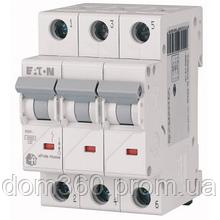 Автоматический выключатель EATON HL-20/3C