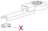 NE05.052 Мікроперемикач(руки розливу), X6M2-81-520, SG500, фото 2