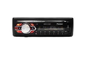 Автомагнітола Pioneer 1091 BT 1Din USB MP3 FM (1 дін магнитола пионер)