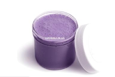 Флаффи слайм фиолетовый
