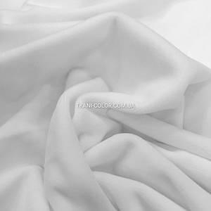 Ткань плюш велюр белый