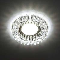 Точечный светильник Feron CD2540 LED с белой подсветкой
