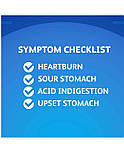 TUMS Antacid Chewable Tablets for Heartburn Relief, Extra Strength, Assorted Fruit, 160 шт таблетки от изжоги, фото 2
