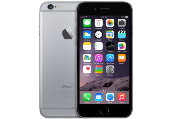 Смартфон Apple iPhone 6 64GB Space Gray Stock B