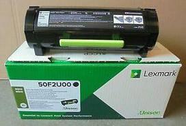 Тонер-картридж Lexmark 502U (50F2U00) (черный)