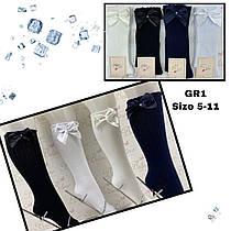 Детские демисезонные носочки для девочек ( мин. заказ 12 шт. в уп. ) 5-12 лет