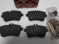Тормозные колодки FEBI BILSTEIN 16810 из Германии, фото 1