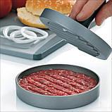 Пресс форма для бургеров, гамбургеров, котлет, сандвичей, чисбургеров, фото 2