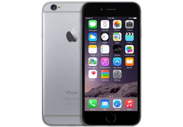Смартфон Apple IPhone 6 128 Gb Space Gray Stock B