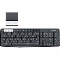 Клавиатура беспроводная Logitech K375s Multi-Device Keyboard из Германии, фото 1
