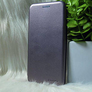 Чехол-книжка Meizu M6t серый