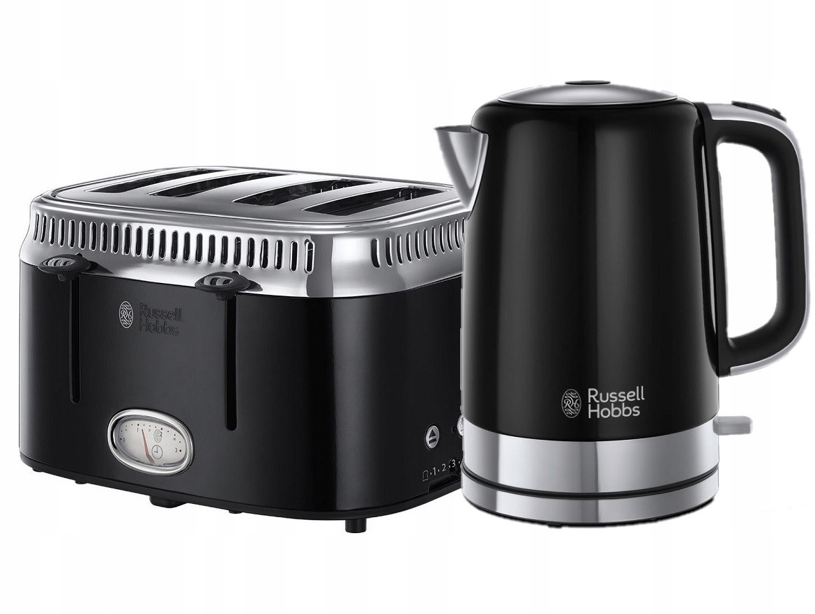 Чайник + Тостер набор  RUSSELL HOBBS