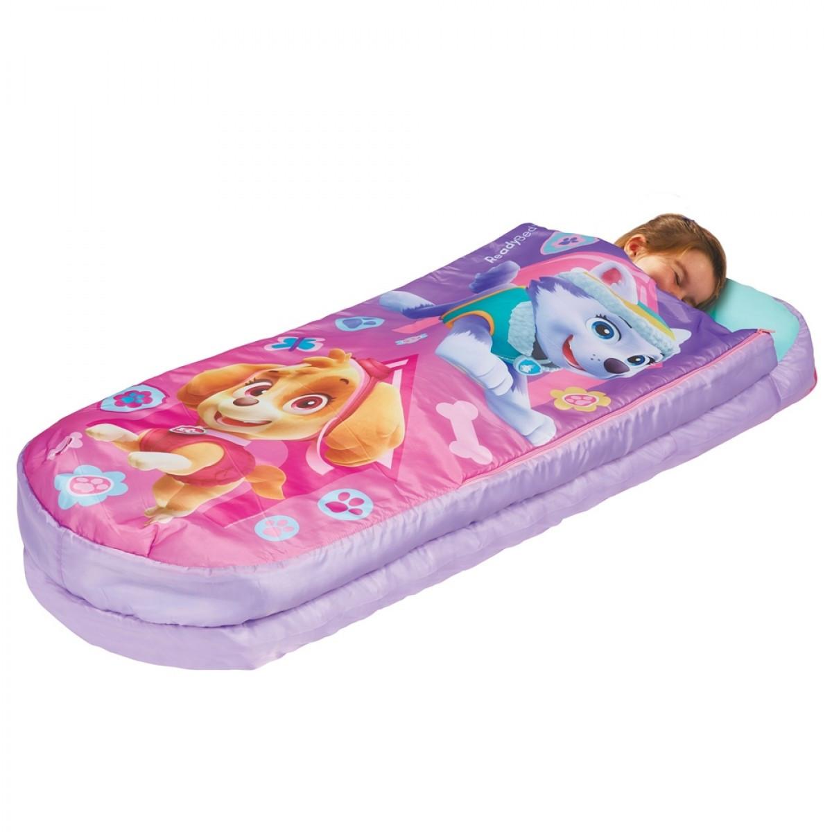 Надувная кровать - спальный мешок Paw Patrol Skye из Германии